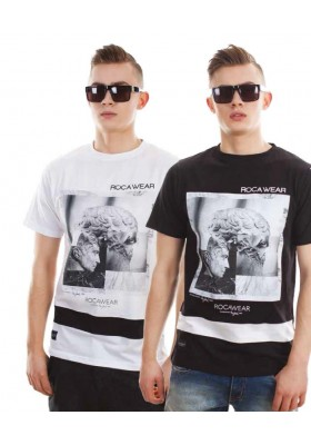 RocaWear MARBLE BLOCK T White